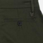 Мужские шорты Lyle & Scott Chino Dark Sage фото- 4