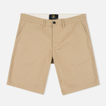 Мужские шорты Lyle & Scott Chino Dark Sand фото- 0