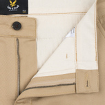 Мужские шорты Lyle & Scott Chino Dark Sand фото- 1