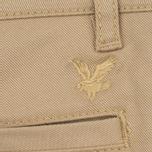 Мужские шорты Lyle & Scott Chino Dark Sand фото- 3