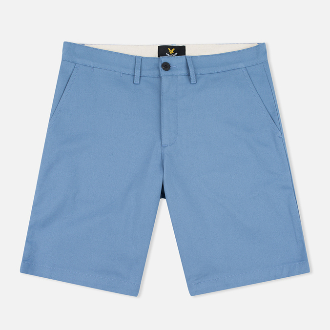 Мужские шорты Lyle & Scott Chino Dusk Blue