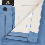 Мужские шорты Lyle & Scott Chino Dusk Blue фото- 1