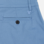 Мужские шорты Lyle & Scott Chino Dusk Blue фото- 4