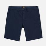 Мужские шорты Lyle & Scott Garment Dye Navy фото- 0