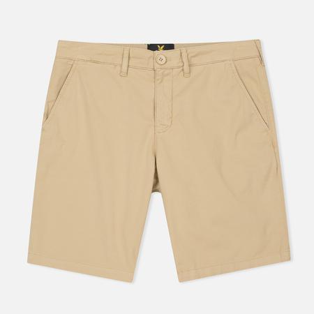 Мужские шорты Lyle & Scott Garment Dye Stone