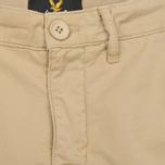 Мужские шорты Lyle & Scott Garment Dye Stone фото- 2