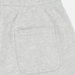 Lyle & Scott Loopback Sweat Men's Shorts Light Grey Marl photo- 4