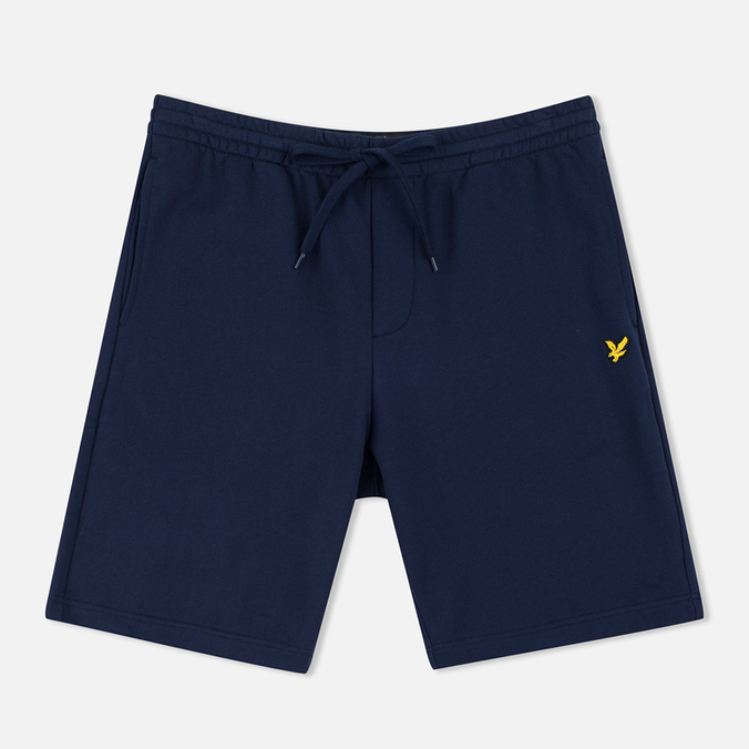 Мужские шорты Lyle & Scott Loopback Sweat Navy