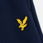 Мужские шорты Lyle & Scott Loopback Sweat Navy фото- 2