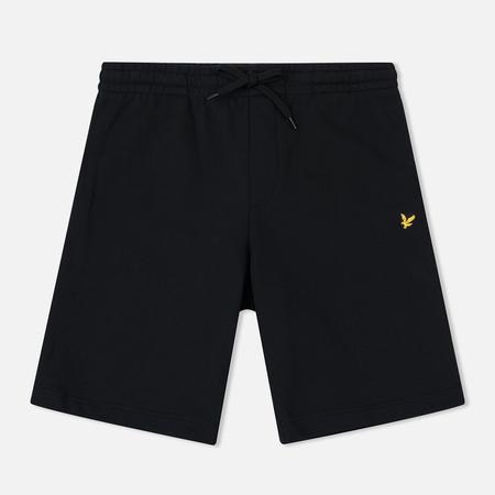 Мужские шорты Lyle & Scott Loopback Sweat True Black