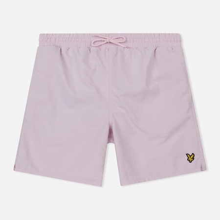 Мужские шорты Lyle & Scott Plain Swim Dusky Lilac
