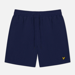 Мужские шорты Lyle & Scott Plain Swim Navy