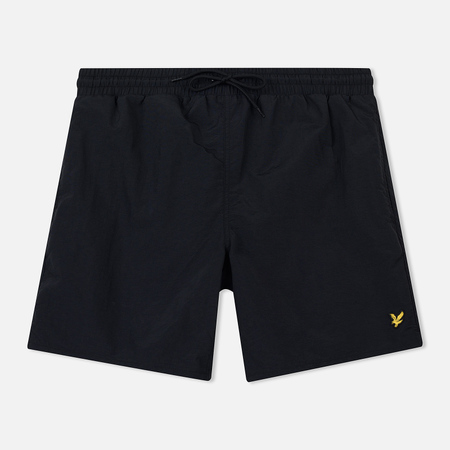 Мужские шорты Lyle & Scott Plain Swim True Black