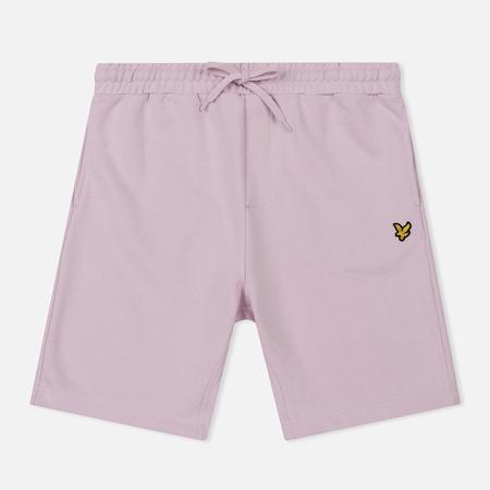 Мужские шорты Lyle & Scott Sweat Dusky Lilac
