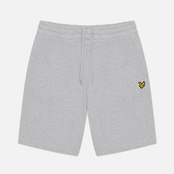 Мужские шорты Lyle & Scott Sweat Light Grey Marl