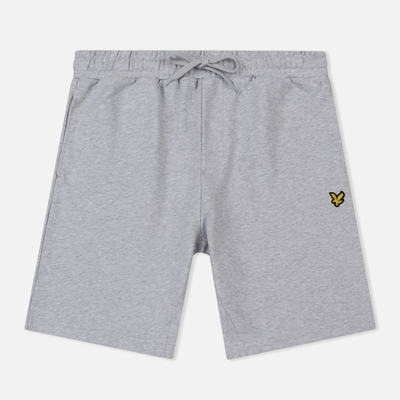 Мужские шорты Lyle & Scott Sweat Light Grey Marl