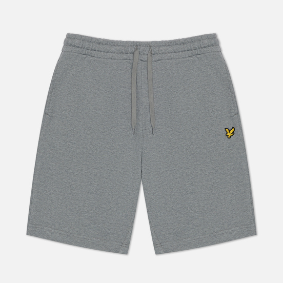 Мужские шорты Lyle & Scott Sweat Mid Grey Marl