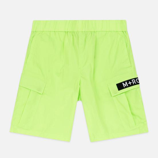 Мужские шорты M+RC Noir E.O.M Neon Green