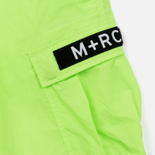 Мужские шорты M+RC Noir E.O.M Neon Green фото- 2