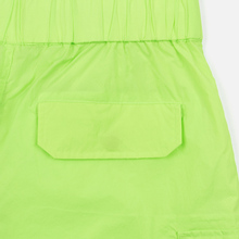 Мужские шорты M+RC Noir E.O.M Neon Green фото- 3