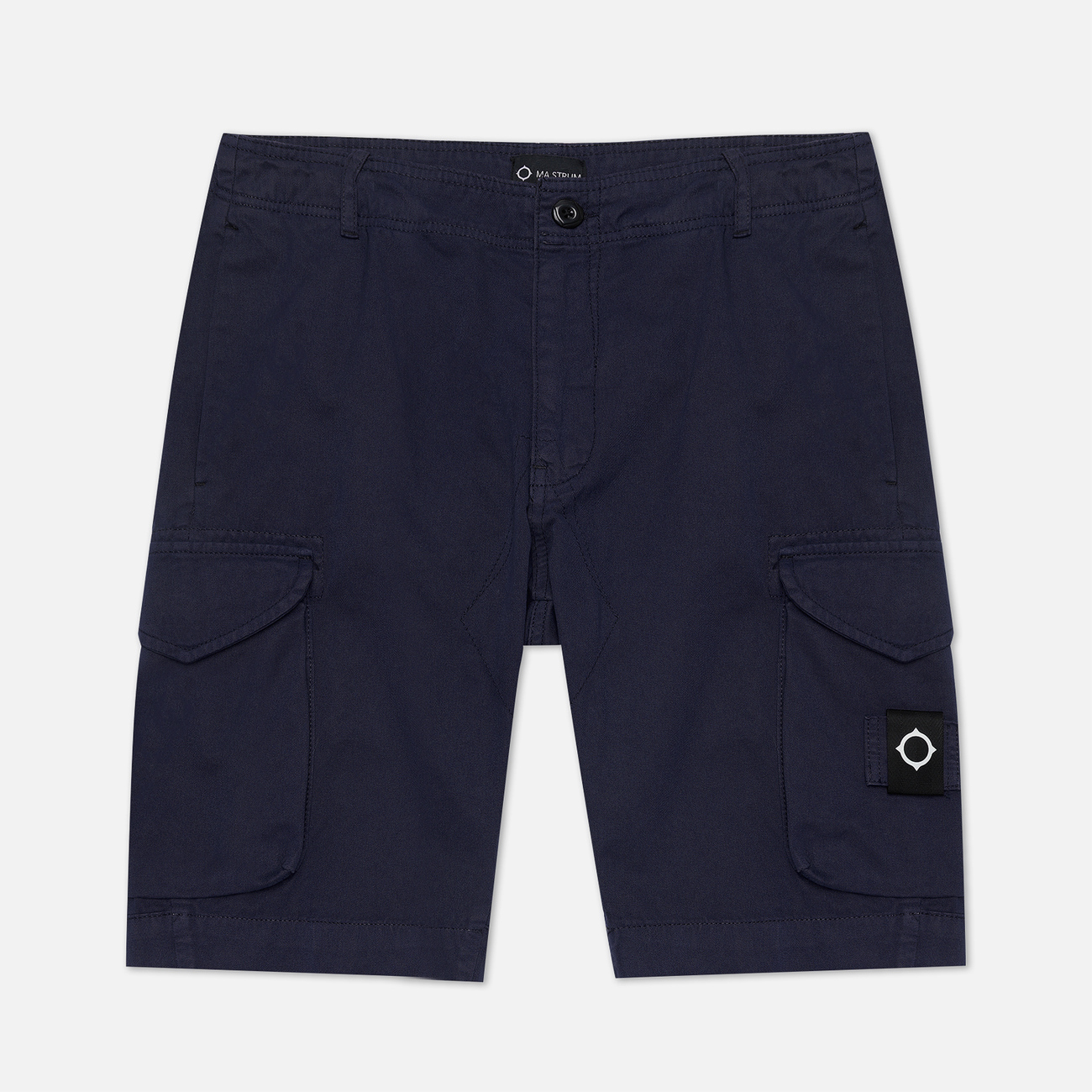 Мужские шорты MA.Strum Garment Dyed Cargo True Navy