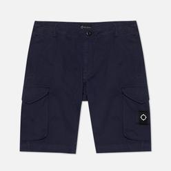 Мужские шорты MA.Strum Garment Dyed Cargo True Navy