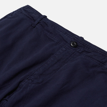 Мужские шорты MA.Strum Garment Dyed Cargo True Navy фото- 1