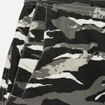Мужские шорты maharishi Camo Swim Tigerstripe Murale Black фото- 2