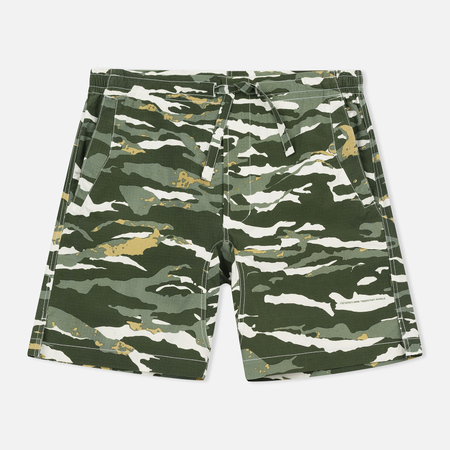 Мужские шорты maharishi Camo Swim Tigerstripe Murale Forest