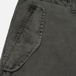 Мужские шорты maharishi M65 Cargo Washed Black фото- 3