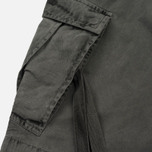 Мужские шорты maharishi M65 Cargo Washed Black фото- 5