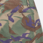 Maharishi Reversible Camo Twill Men's Shorts Papal Woodland/Sand photo- 3