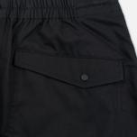 Мужские шорты maharishi Summer Twill Black фото- 4