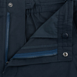 Мужские шорты Maharishi Summer Twill Dark Navy фото- 1