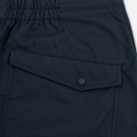 Мужские шорты Maharishi Summer Twill Dark Navy фото- 4