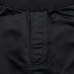 Мужские шорты Maharishi Tour Viscose Silk Satin Black фото- 1