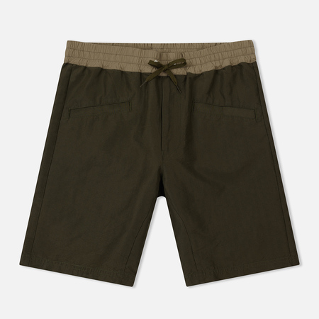 Мужские шорты Nanamica Coach Khaki