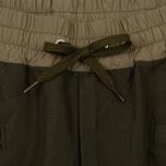 Мужские шорты Nanamica Coach Khaki фото- 1