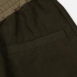 Мужские шорты Nanamica Coach Khaki фото- 2