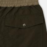 Мужские шорты Nanamica Coach Khaki фото- 3