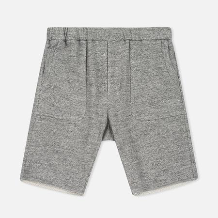 Мужские шорты Nanamica Sweat Heather Grey