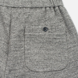 Мужские шорты Nanamica Sweat Heather Grey фото- 3
