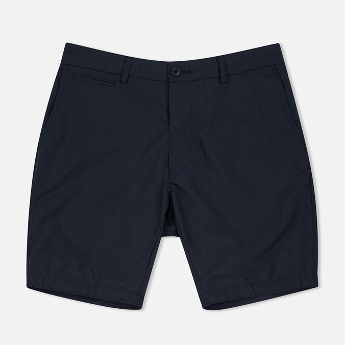 Мужские шорты Nanamica Wind Navy