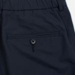 Мужские шорты Nanamica Wind Navy фото- 3