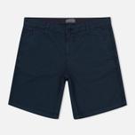 Мужские шорты Napapijri Nayerou Popeline Blue Marine фото- 0
