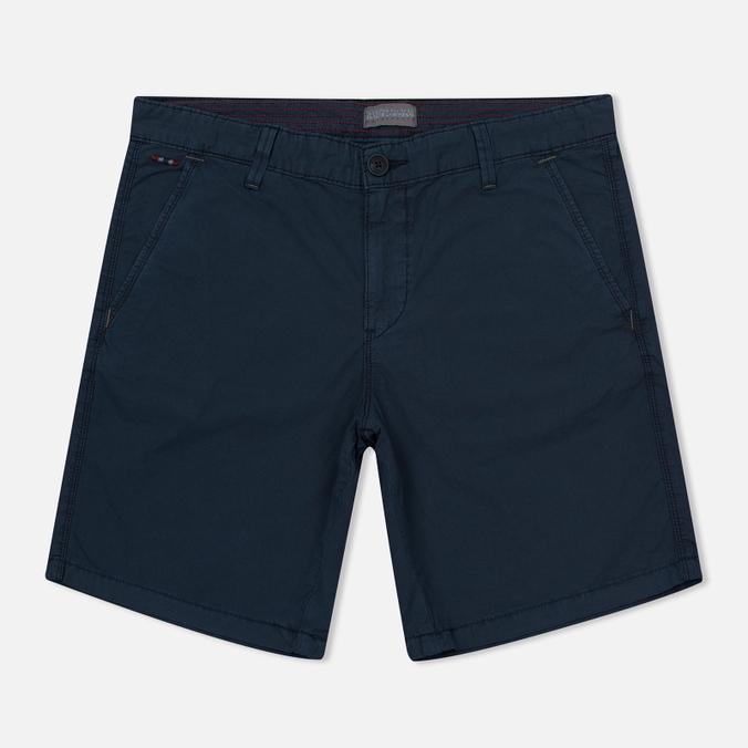 Мужские шорты Napapijri Nayerou Popeline Blue Marine