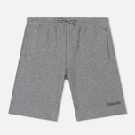Мужские шорты Napapijri Nevora Medium Grey Melange фото- 0