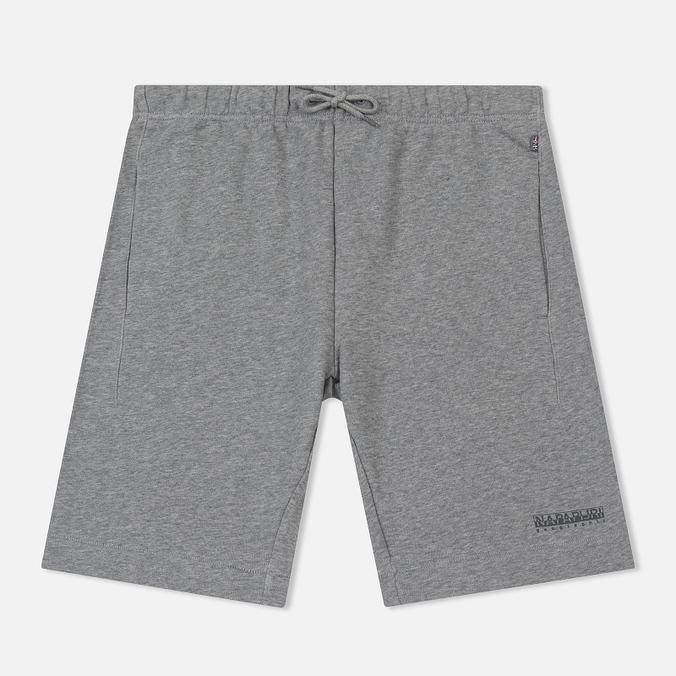 Мужские шорты Napapijri Nevora Medium Grey Melange