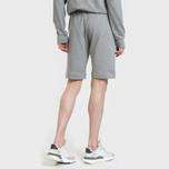 Мужские шорты Napapijri Nevora Medium Grey Melange фото- 2