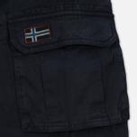 Мужские шорты Napapijri Non New Blue Marine фото- 4
